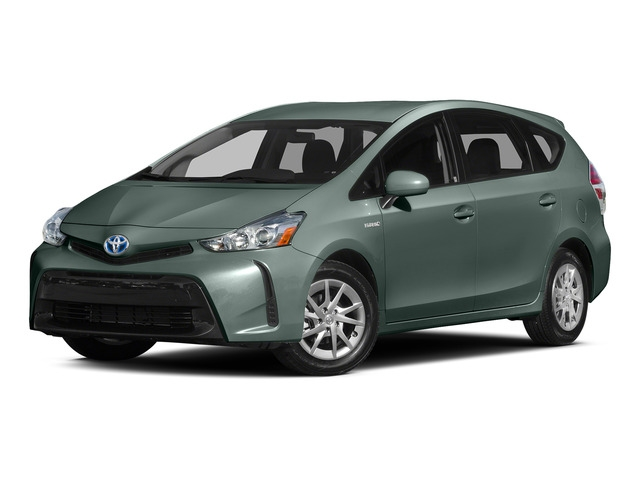 2015 Used Toyota Prius V 5dr Wagon Five At Hudson Toyota