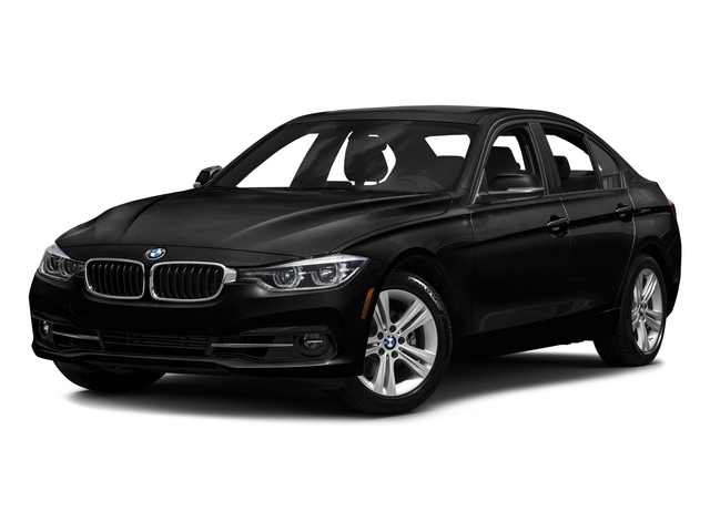 2016 BMW 3 Series 328i xDrive - 19017744 - 1