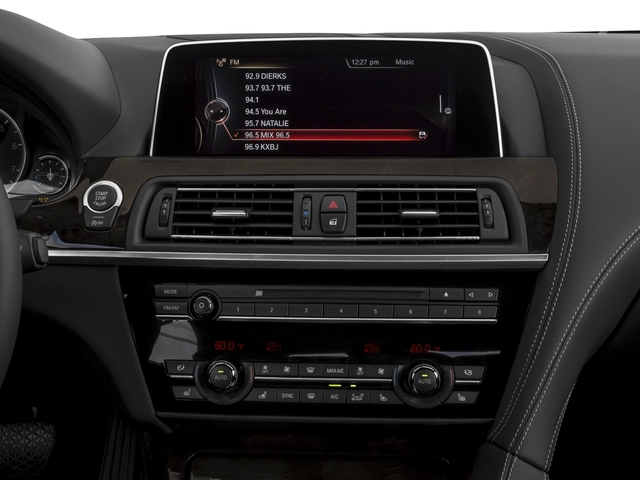 2016 BMW 6 Series 640i XDrive