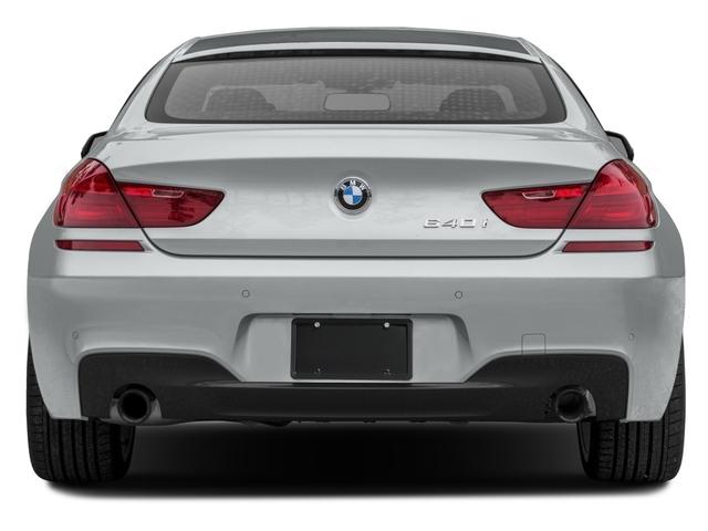 2016 BMW 6 Series 640i xDrive Gran Coupe - 18810772 - 4