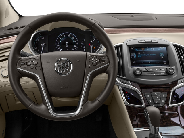 2016 Buick LaCrosse 4dr Sedan Leather AWD - 18598464 - 5