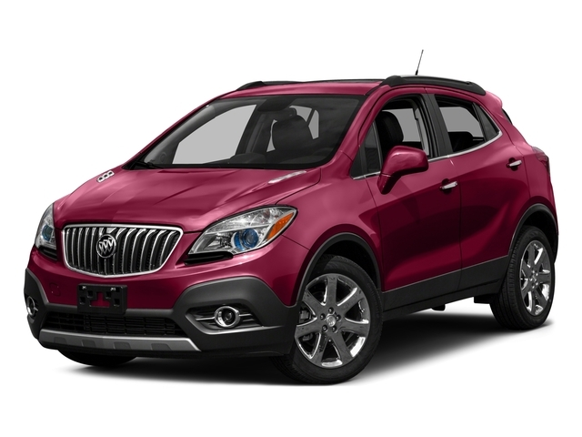 2016 Buick Encore AWD 4dr Leather - 17923443 - 1