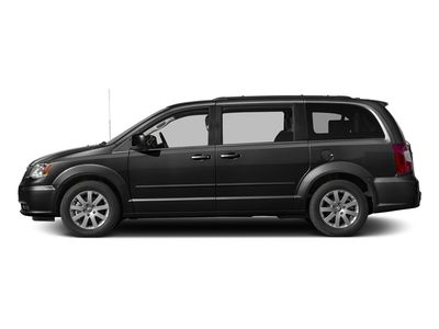 2016 Chrysler Town Country 4dr Wagon Touring Van