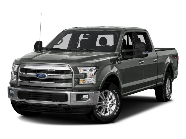 "2016 Ford F-150 4WD SuperCrew 145"" Lariat - 17114935 - 1"
