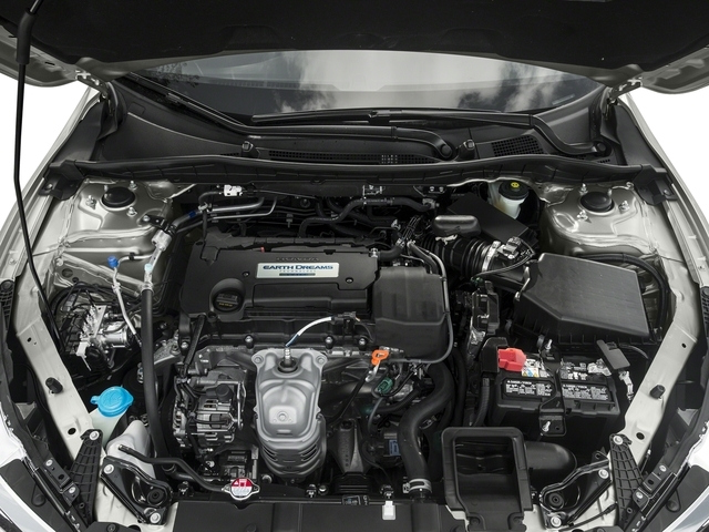 2016 Honda Accord Sedan 4dr I4 CVT LX - 18574441 - 11