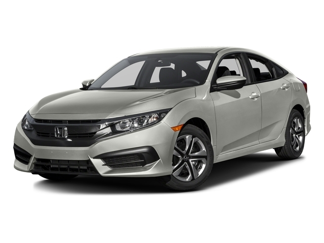 2016 Honda Civic Sedan 4dr Manual LX - 18707594 - 1