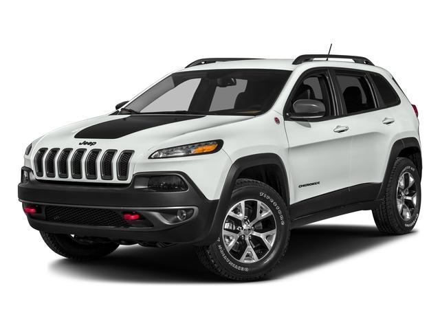 2016 Jeep Cherokee Trailhawk - 18932352 - 1