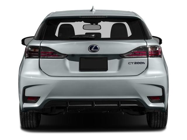 2016 Lexus CT 200h 5dr Sedan Hybrid - 18679551 - 4