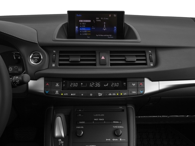 2016 Lexus CT 200h 5dr Sedan Hybrid - 18679551 - 8