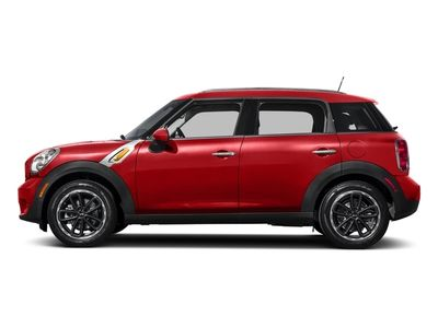 2016 MINI Cooper S Countryman