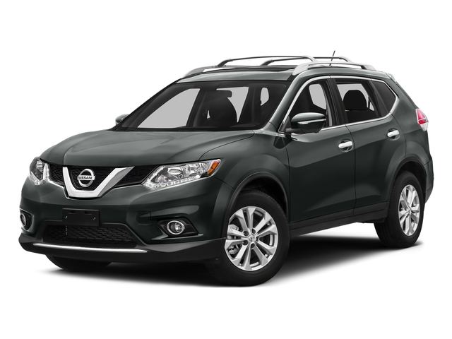 2016 Nissan Rogue AWD 4dr S - 18824056 - 1