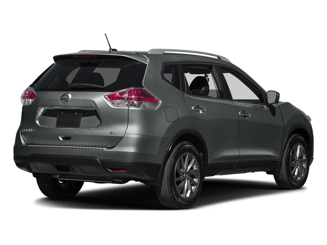 2016 Nissan Rogue AWD 4dr SL - 17016038 - 2