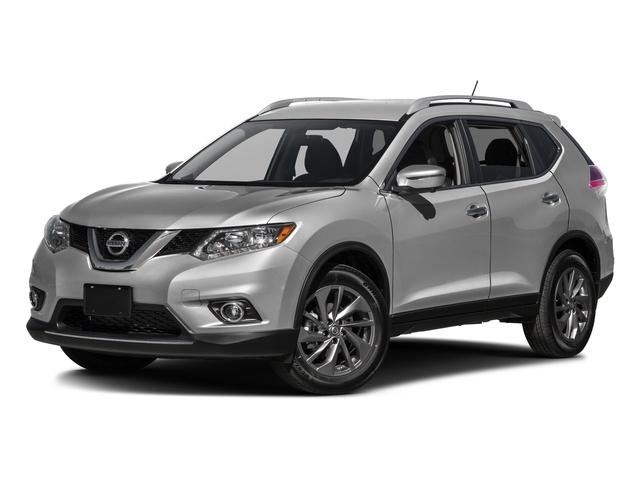 2016 Nissan Rogue AWD 4dr SL - 17837904 - 1