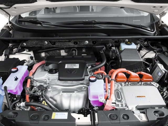2016 Toyota RAV4 Hybrid AWD 4dr XLE - 18587658 - 11