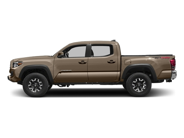 2016 Toyota Tacoma Trd Off Road Double Cab 4wd V6 Automatic 18626638 0