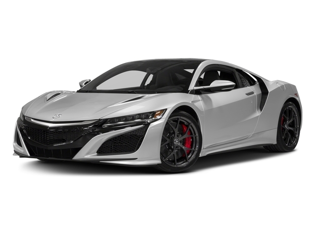2017 Acura NSX Coupe Coupe  - 19UNC1B00HY000627 - 1