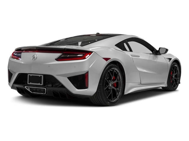2017 Acura NSX Coupe Coupe  - 19UNC1B00HY000627 - 2