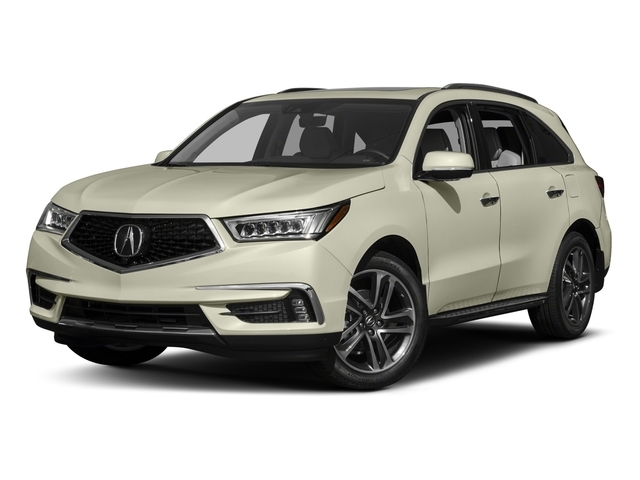 2017 Acura MDX 3.5L w/Advance Package SUV  - 5FRYD4H82HB016852 - 1