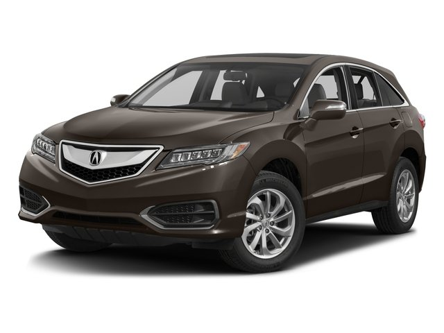 2017 Acura RDX Technology Package AWD SUV  - 5J8TB4H52HL003024 - 1