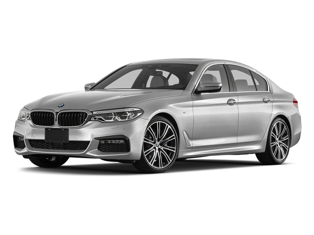 2017 BMW 5 Series 540i xDrive - 16468340 - 1