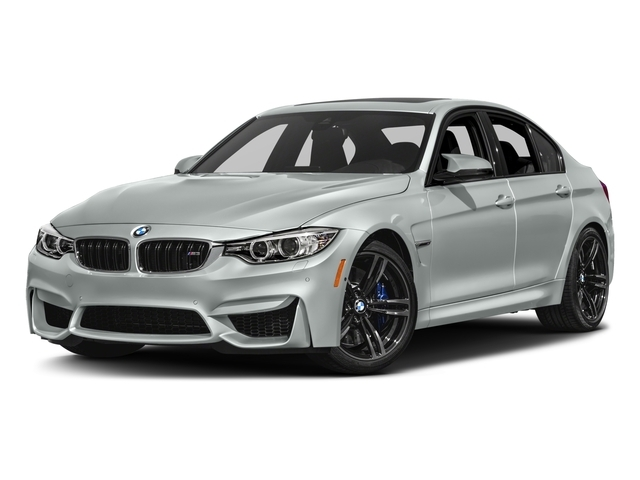 2017 BMW M3 17 BMW M3 SEDAN 4DR SDN - 16636264 - 1