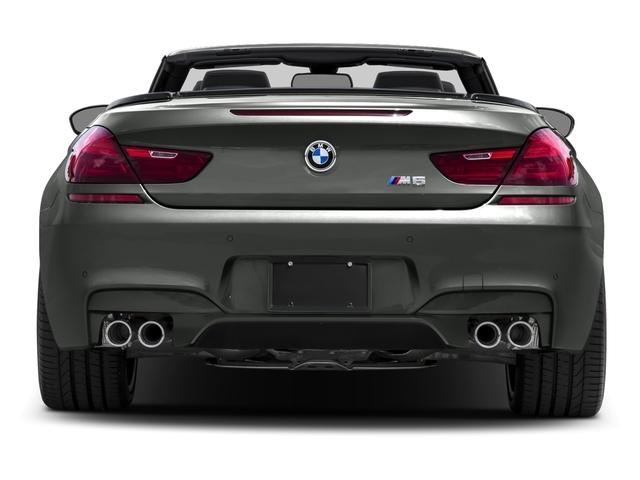 2017 BMW M6 17 BMW M6 CONVERTIBLE 2DR CONV - 15706033 - 4
