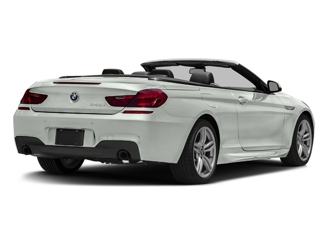2017 BMW 6 Series 640i Convertible