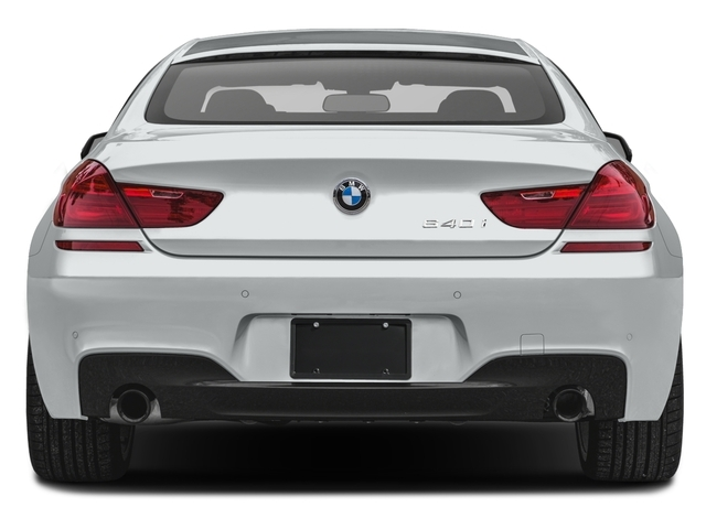 2017 BMW 6 Series 640i Gran Coupe - 18484313 - 4