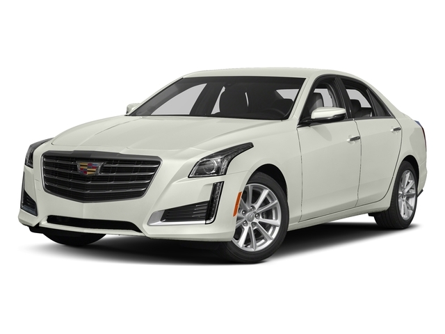 2017 Cadillac CTS Sedan 4dr Sedan 3.6L Luxury AWD - 17102226 - 1