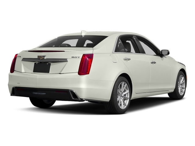 2017 Cadillac CTS Sedan 4dr Sedan 3.6L Luxury AWD - 17102226 - 2