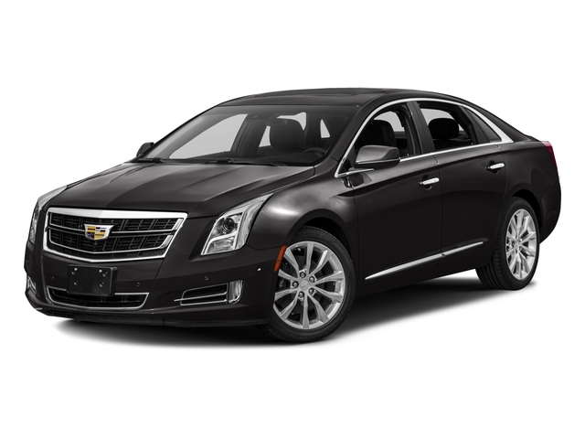 2017 Cadillac XTS 4dr Sedan Luxury AWD - 17438264 - 1