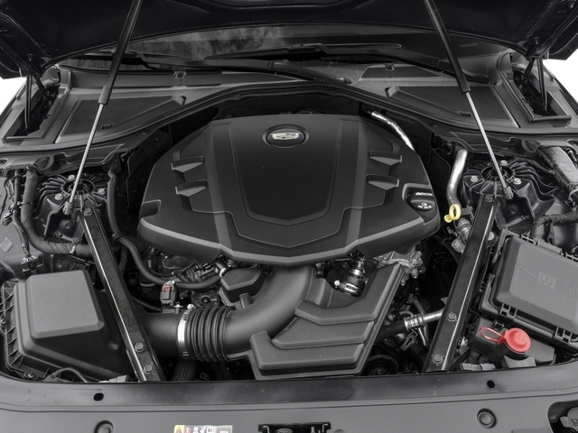 2017 Cadillac CT6 Sedan 4dr Sedan 3.0L Turbo Platinum AWD - 17528255 - 11