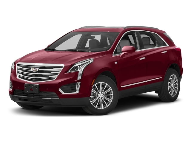 2017 Cadillac XT5 AWD 4dr Luxury - 16720466 - 1