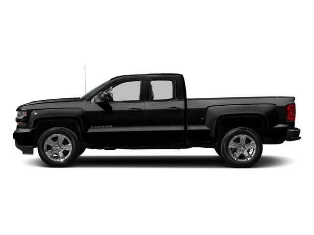 2017 Chevrolet Silverado 1500 4WD Double Cab Standard Box Custom - 16114533 - 0