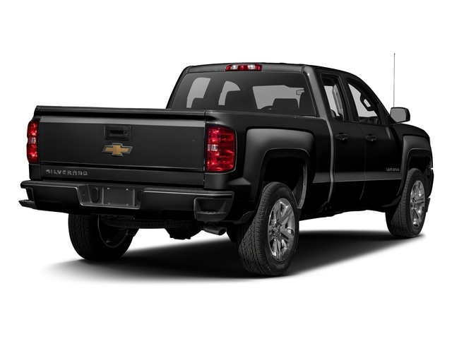 2017 Chevrolet Silverado 1500 4WD Double Cab Standard Box Custom - 16123075 - 2