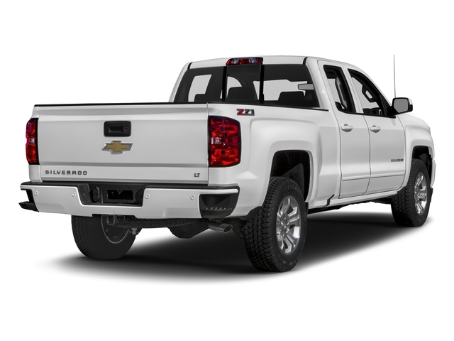2017 used chevrolet silverado 1500 4wd double cab 143 5. Black Bedroom Furniture Sets. Home Design Ideas