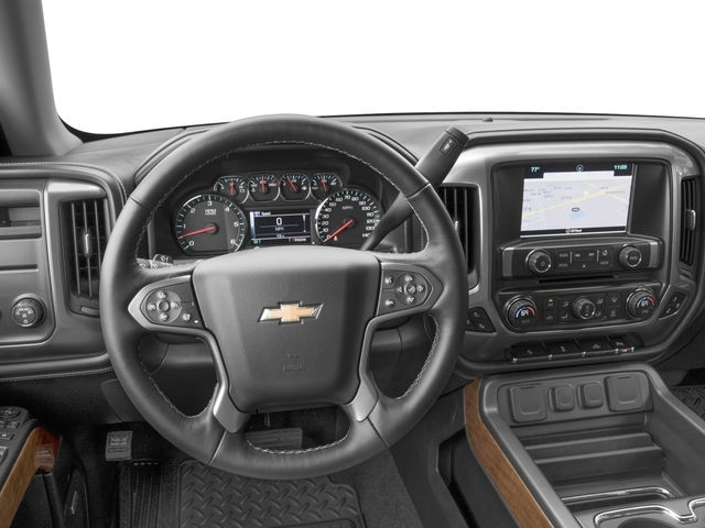 2017 Chevrolet Silverado 1500 4WD Crew Cab Short Box LTZ Z71 Redline Edition - 16439179 - 5