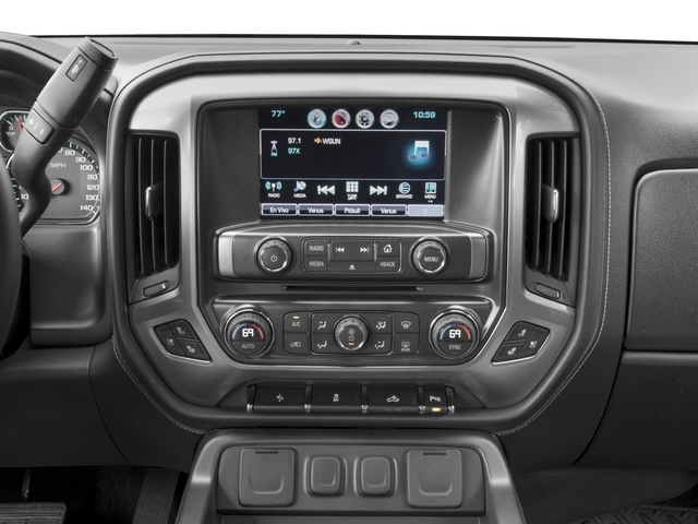 2017 Chevrolet Silverado 1500 4WD Crew Cab Short Box LTZ Z71 Redline Edition - 16439179 - 8