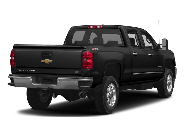 2017 new chevrolet silverado 2500hd crew cab standard box 4 wheel drive ltz at banks chevrolet. Black Bedroom Furniture Sets. Home Design Ideas