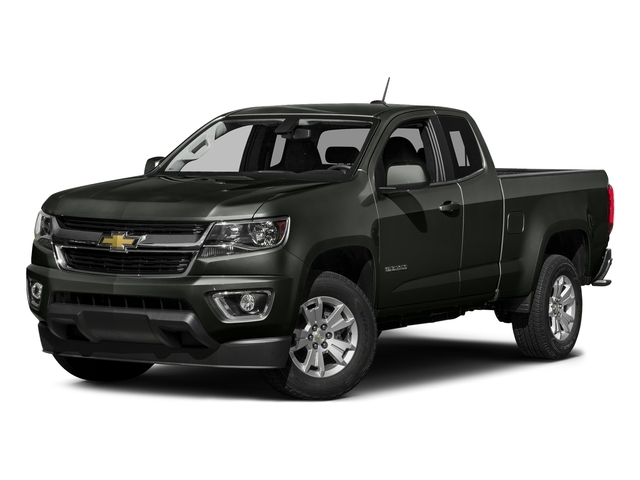 "2017 Chevrolet Colorado 4WD Ext Cab 128.3"" LT - 17669206 - 1"