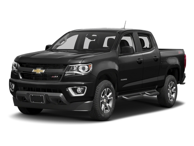 2017 Chevrolet Colorado Crew Cab Short Box 4-Wheel Drive Z71 - 16291351 - 1