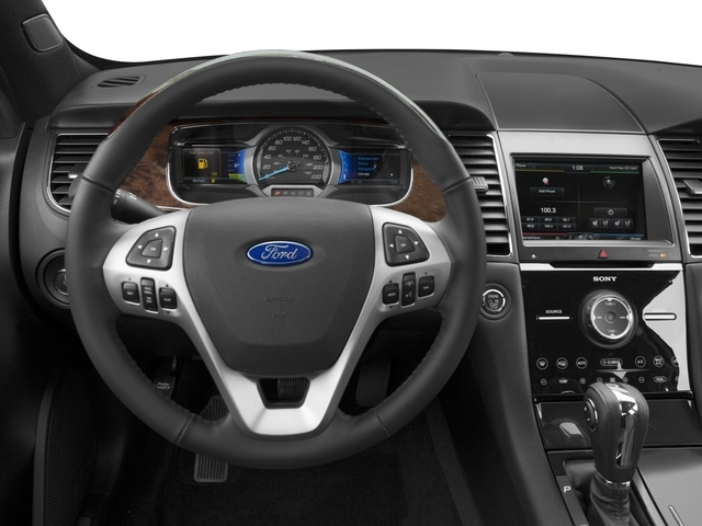 2017 Ford Taurus SEL FWD - 16847316 - 5