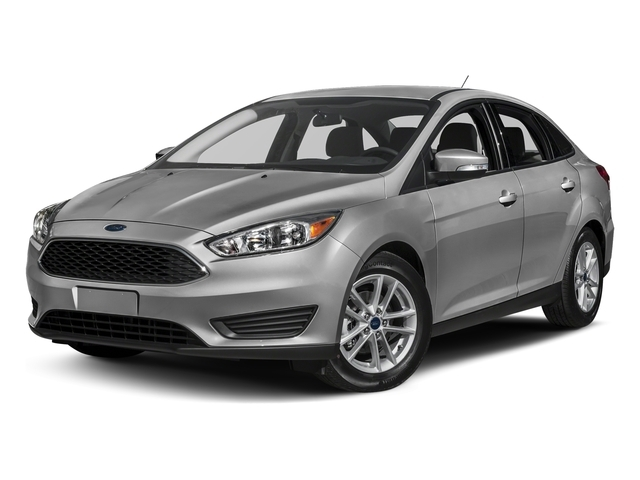 2017 Ford Focus SEL Sedan - 17127159 - 1