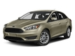 2017 Ford Focus SE Sedan - 16718274 - 1