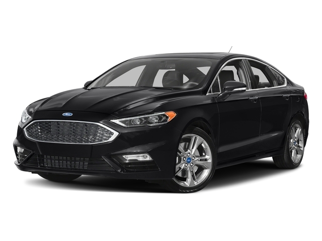 2017 Ford Fusion Sport AWD - 17886358 - 1