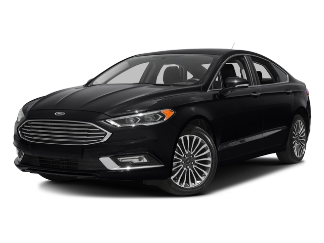 2017 Ford Fusion Platinum AWD - 16488112 - 1
