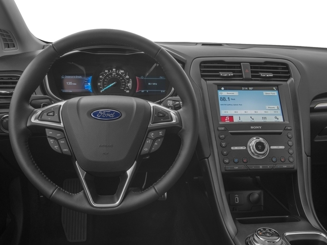 2017 Ford Fusion Platinum AWD - 16488112 - 5