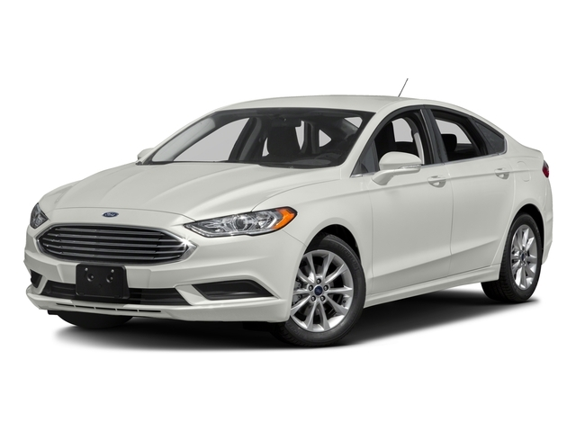 2017 Ford Fusion S FWD - 17118028 - 1