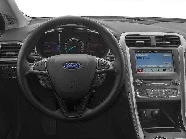 2017 Ford Fusion S FWD - 17118028 - 5