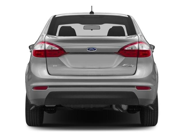 2017 Ford Fiesta SE Sedan - 17084923 - 4
